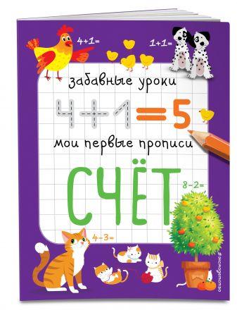 И. В. Абрикосова - Счёт обложка книги