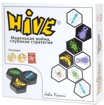 Gen 42 Games: Настольная игра УЛЕЙ (HIVE)
