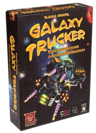 Magellan: Космические дальнобойщики (Galaxy Trucker)