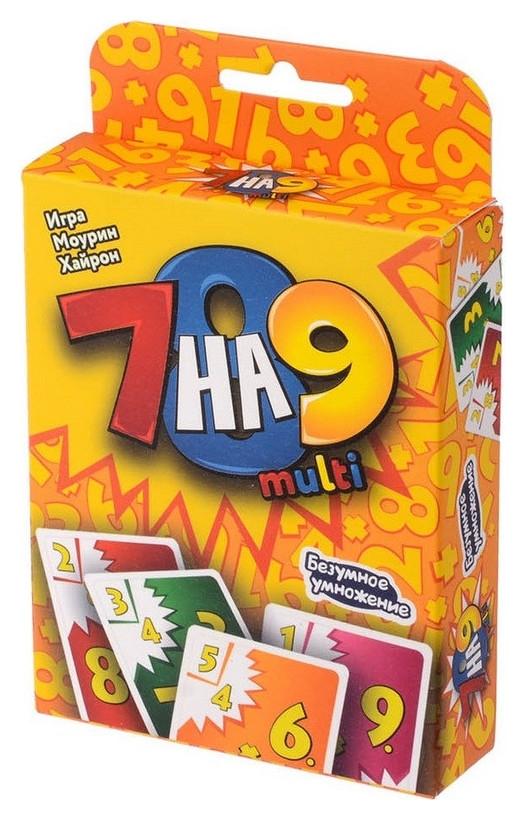 Magellan: 7 на 9 multi наст игра magellan 7 на 9 mag00384