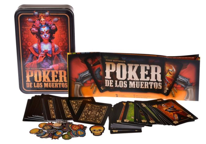 Magellan: Покер мертвецов