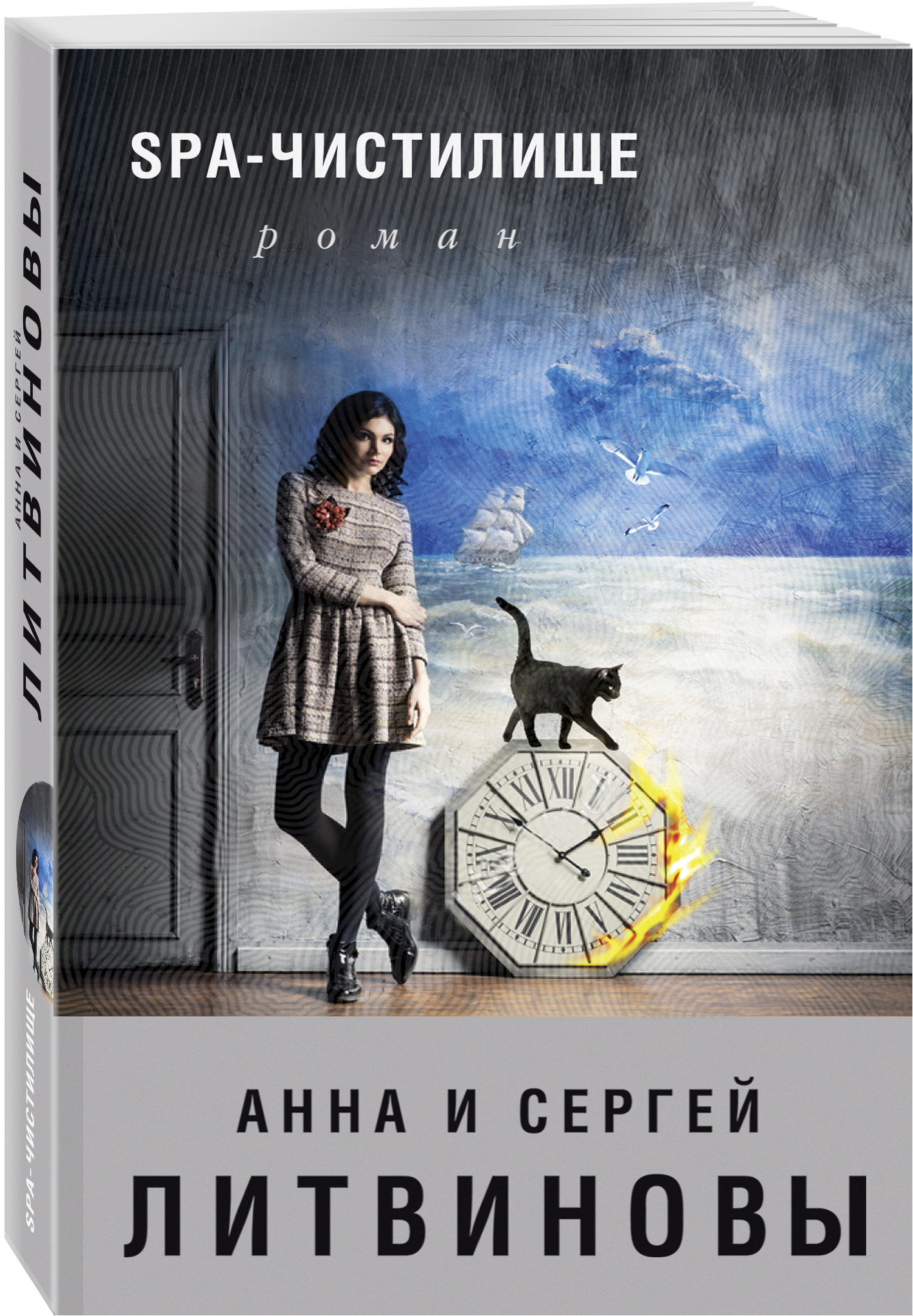 Анна и Сергей Литвиновы SPA-чистилище