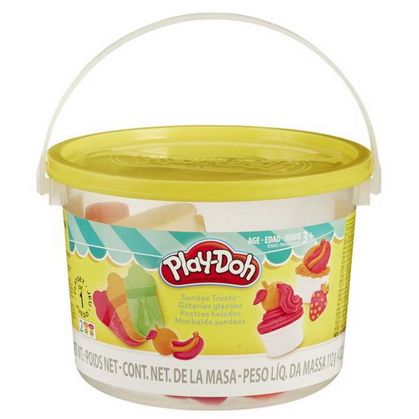 """DOH & MORE - Play-Doh Игровой набор """"ВЕДЁРОЧКО"""" в ассорт. (B4453) обложка книги"""