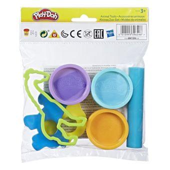 Play-Doh мини набор «Зоопарк» (B4159) DOH & MORE