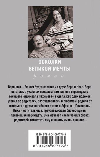 Осколки великой мечты Анна и Сергей Литвиновы