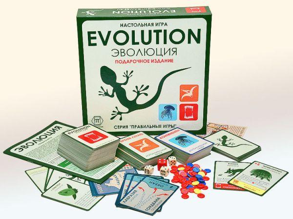 Эволюция. Подарочный набор (Настольная игра)