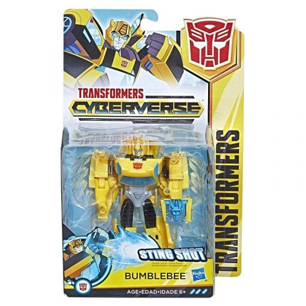 Transformers Игрушкатрансформер КИБЕРВСЕЛЕННАЯ 10 см (E1883)