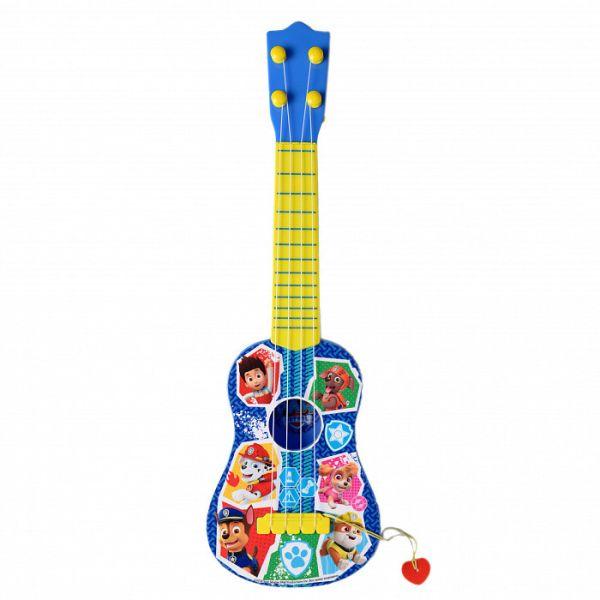 Щенячий Патруль. Игрушечная гитара. ТМ PAW Patrol. Щенячий патруль