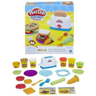 """Play-Doh - Play-Doh Игровой набор """"Тостер"""" обложка книги"""