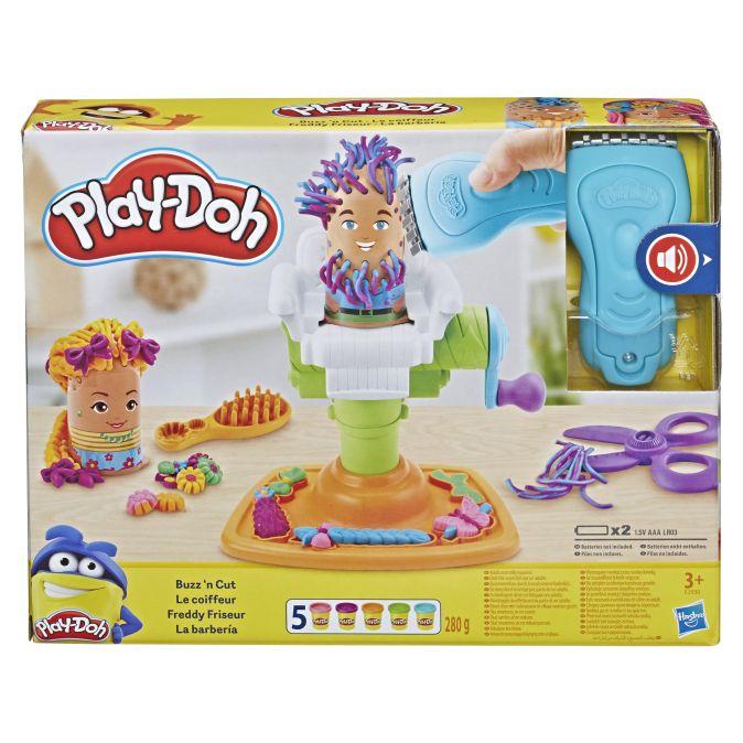 "PLAY-DOH - Play-Doh Набор ""Сумасшедший Парикмахер"" обложка книги"