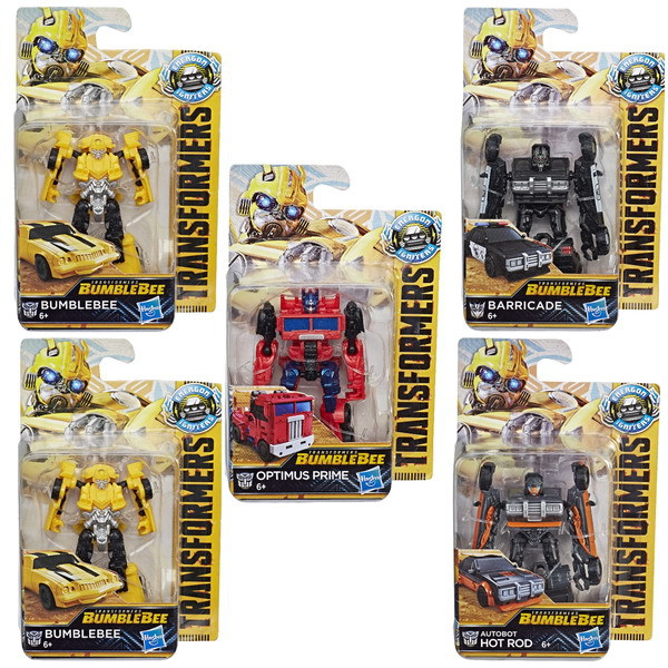 Transformers - Transformers Игрушка трансформер ЗАРЯД ЭНЕРГОНА 10 см обложка книги
