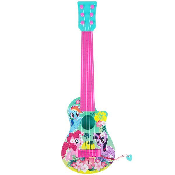 Мой маленький пони. Игрушечная гитара. ТМ My Little Pony Мой маленький пони