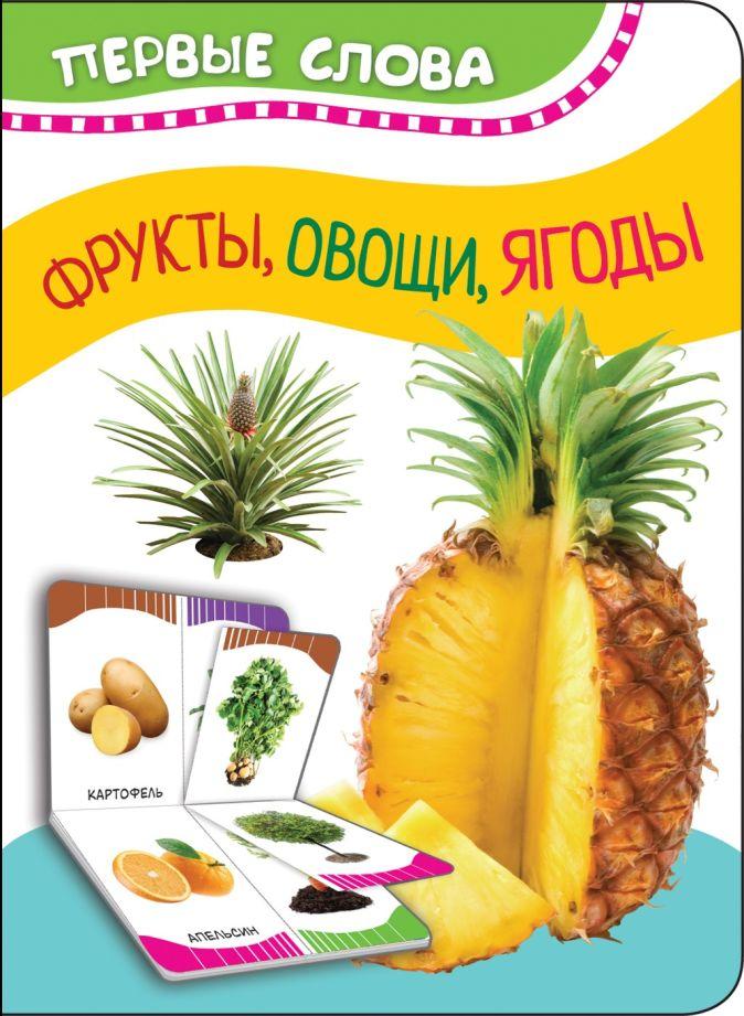 Фрукты, овощи, ягоды (Первые слова) Котятова Н. И.