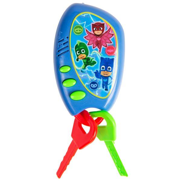 Герои в масках. Ключи от супермобиля. TM PJ Masks Герои в масках