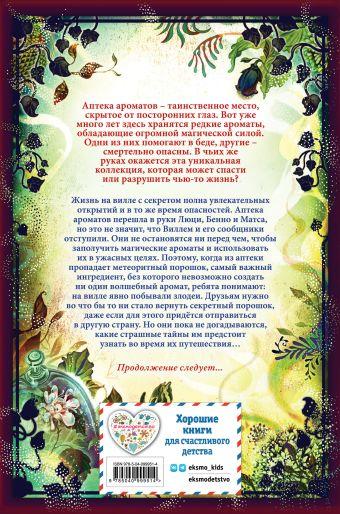 Загадка чёрного цветка Анна Руэ