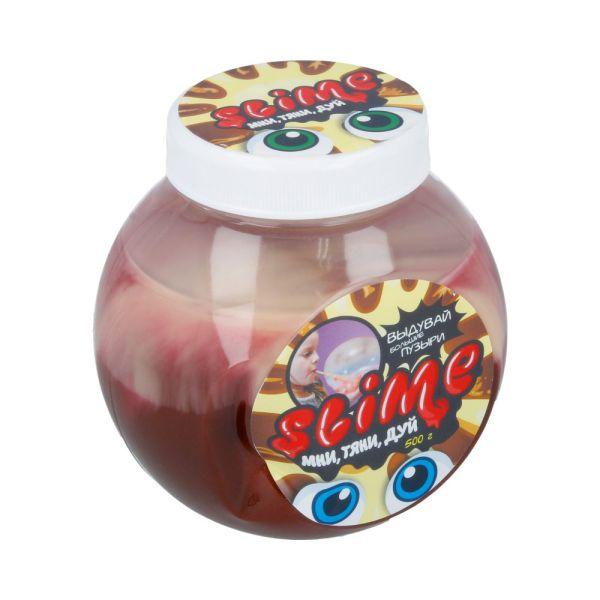 Slime Mega Mix, мороженое + шоколад