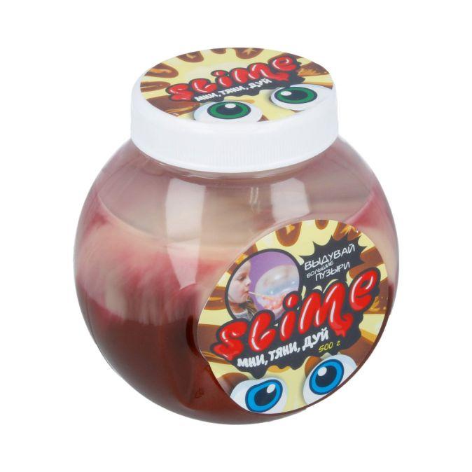 "Slime ""Mega Mix"", мороженое + шоколад"