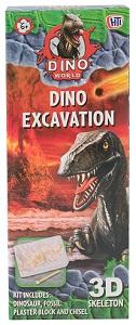 Набор палеонтолога DINO WORLD