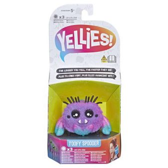 YELLIES - Игрушка Yellies. Паучок обложка книги