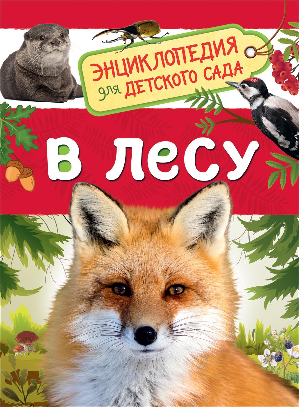 Клюшник Л. В. В лесу (Энциклопедия для детского сада) цена