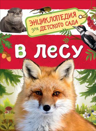 Клюшник Л. В. - В лесу (Энциклопедия для детского сада) обложка книги