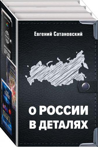 Сатановский Е. Я. - О России в деталях обложка книги