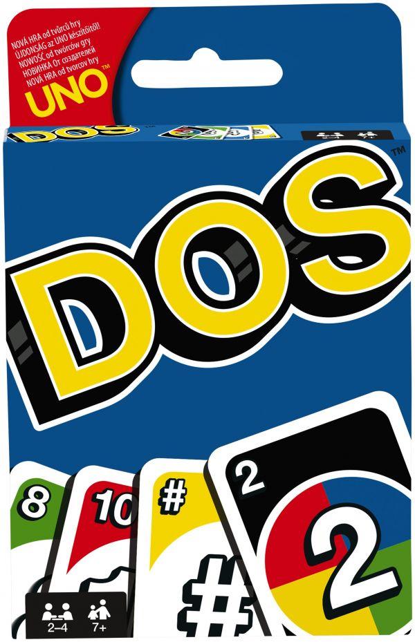 Настольная игра Uno DOS