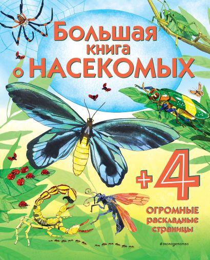 Большая книга о насекомых - фото 1