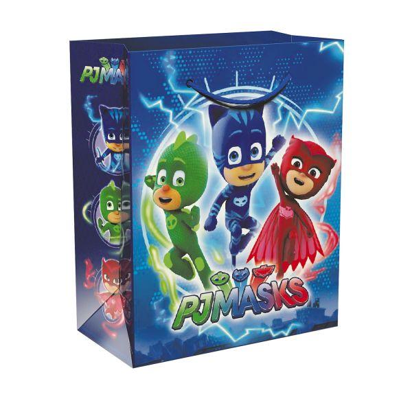 Герои в масках. Пакет подарочный, 25х9х35 см. TM PJ Masks Герои в масках