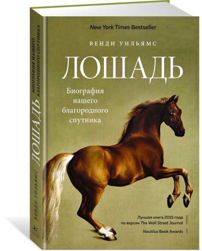 Лошадь. Биография нашего благородного спутника - фото 1