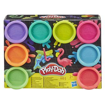 Play Doh - Play-Doh Игровой Набор Плей-До 8 цветов обложка книги