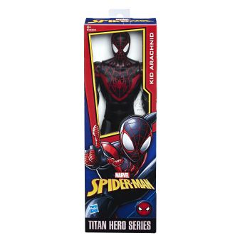 SPIDER-MAN Игр.Фиг. 30см ЧЕЛОВЕК-ПАУК Power pack (E2324)