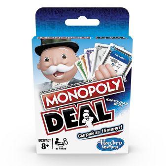 Настольная игра «Монополия. Сделка»