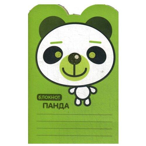Блокнот. Панда.