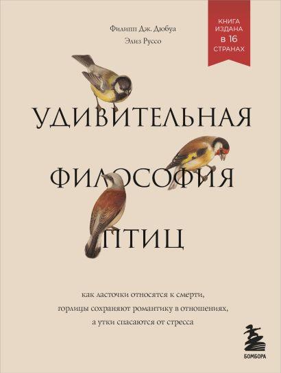 Удивительная философия птиц. Как ласточки относятся к смерти, горлицы сохраняют романтику в отношениях, а утки спасаются от стресса - фото 1