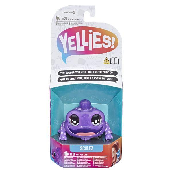 Игрушка интерактивная Yellies. Ящерица