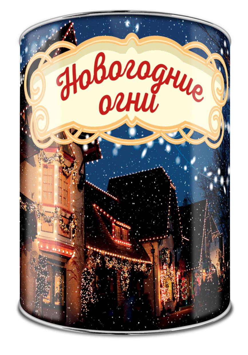 """Волшебная банка """"Новогодние огни"""" (тосты и задания)"""