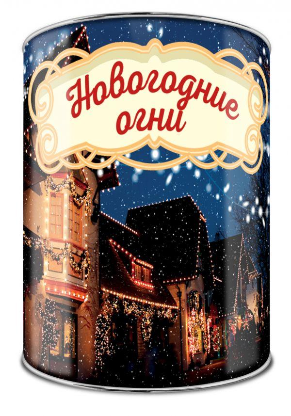 """Голанцева А.Н. Волшебная банка """"Новогодние огни"""" (тосты и задания)"""