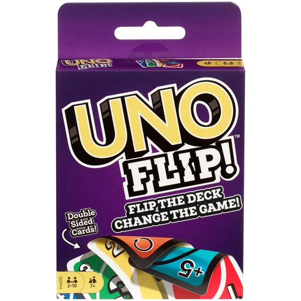 UNO® Карточная игра UNO Flip (UNO Flip) uno r3 atmega328p development board diy soldering parts
