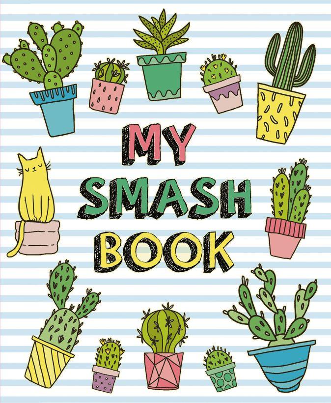 Смэшбук. My Smashbook
