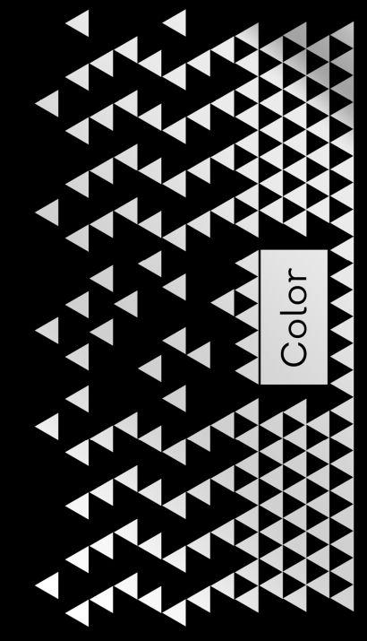 Планер недатированный (черный). 95х170, твердая обложка, фольга, 96 стр. - фото 1