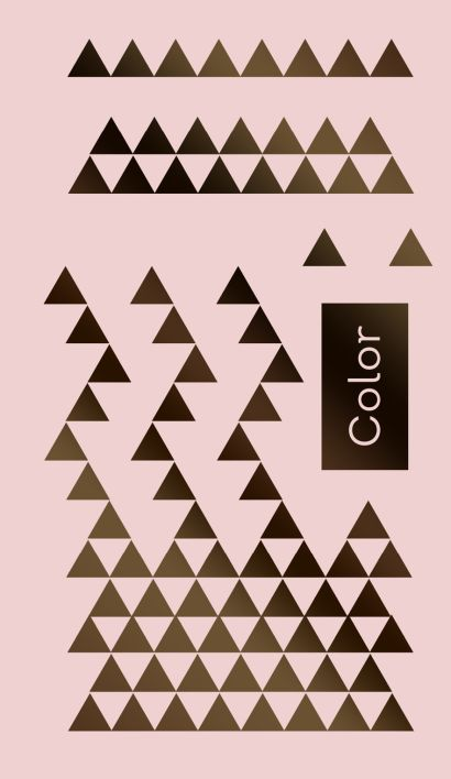 Планер недатированный (розовый). 95х170, твердая обложка, фольга, 96 стр. - фото 1