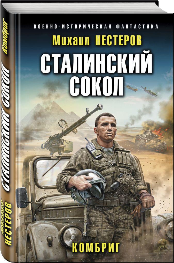 Сталинский сокол. Комбриг Михаил Нестеров