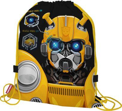 Мешок для обуви. Увеличенный.Размер:48 х 38 х 1 см. Transformers 6 TRGB-UT1-883W - фото 1