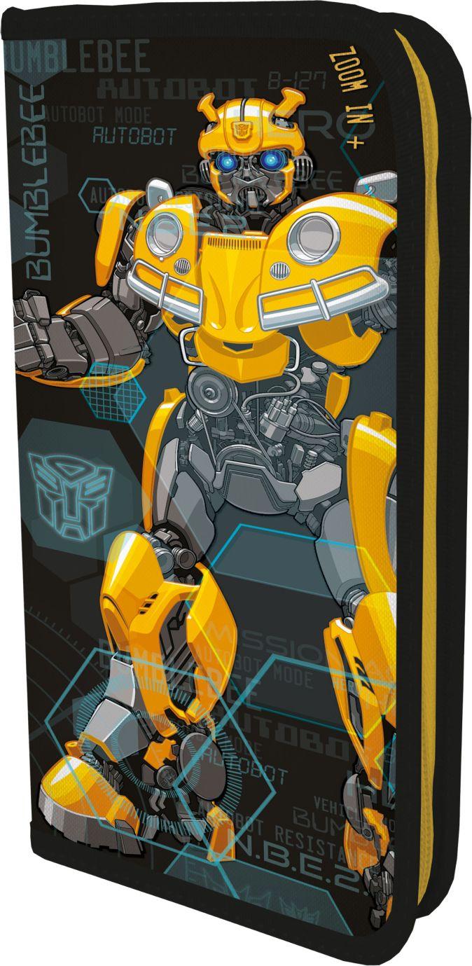 Пенал. Жесткий, ламинированный, на молнии. Размер: 20 х 9 х 3 см. Transformers 6 TRGB-UT1-033PR