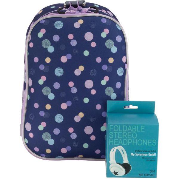 Рюкзак EVA крышка. Размер: 39 х 28 х 15 см. Seventeen SVFB-RT3-866L