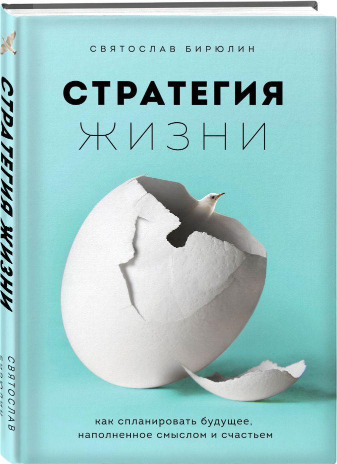 Святослав Бирюлин - Стратегия жизни. Как спланировать будущее, наполненное смыслом и счастьем обложка книги