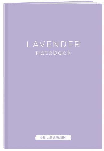 Lavender notebook. Тетрадь (А4, 40 л.)