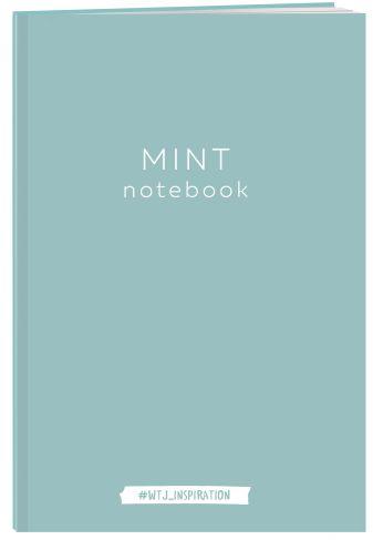 Mint notebook. Тетрадь (А4, 40 л.)