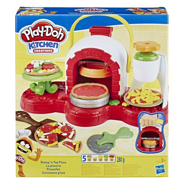 Play-Doh Печем Пиццу E4576
